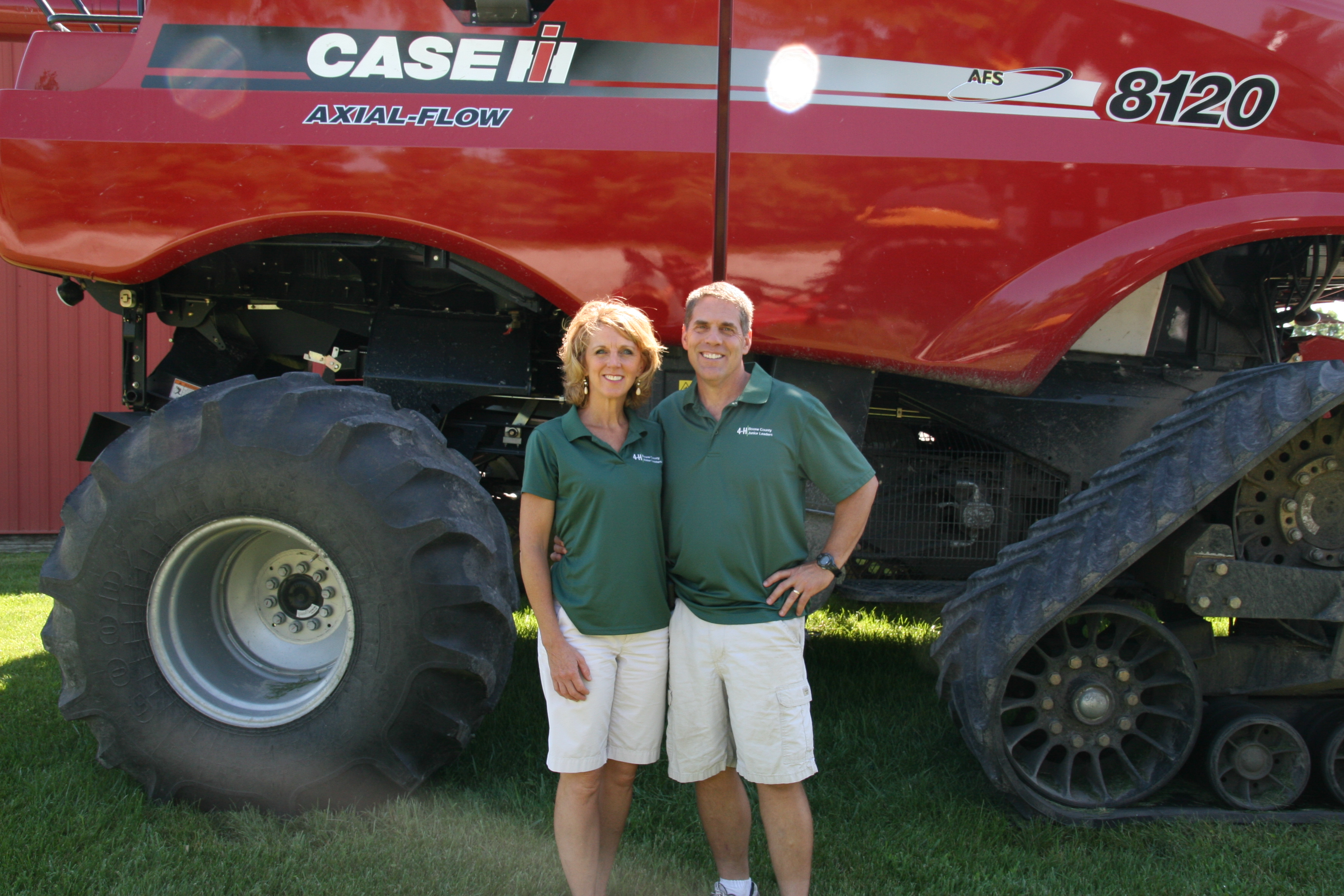 Don and Jodie - Farm Bureau photo